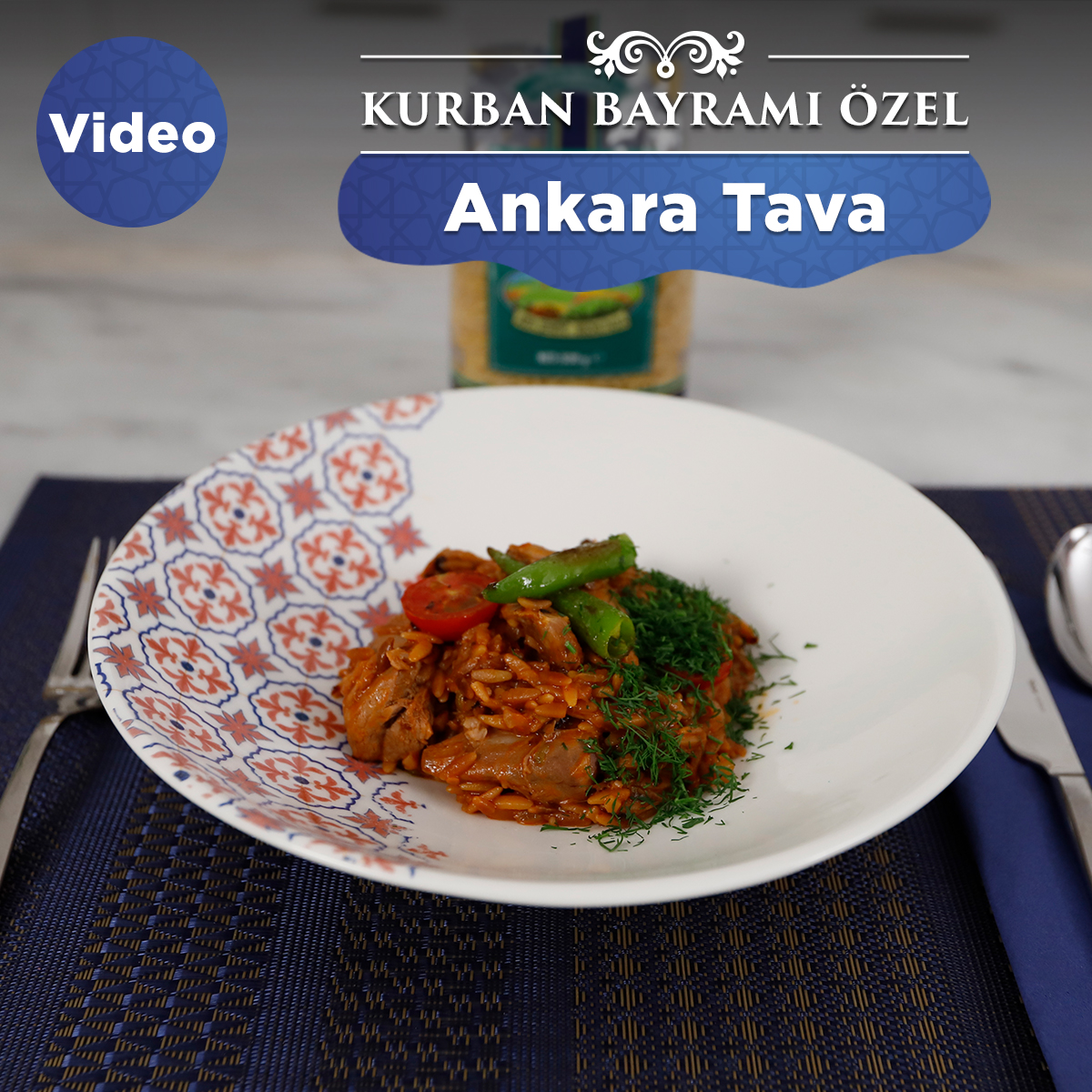 Ankara Tava Tarifi | Video